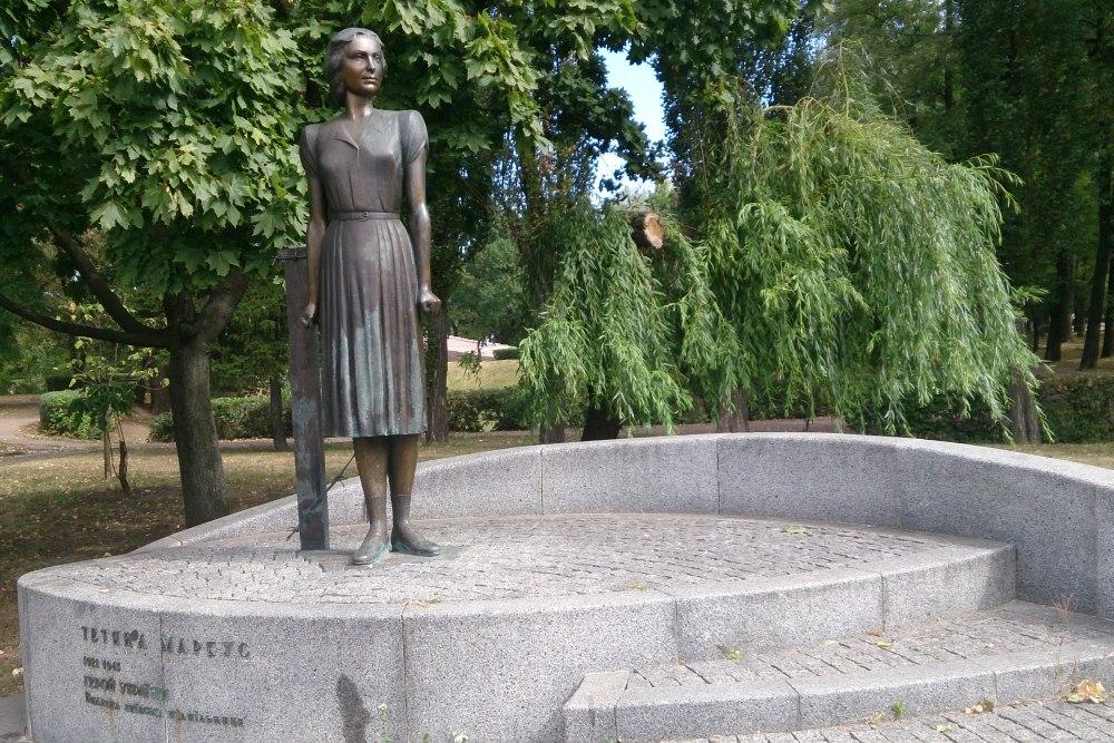 Monument Tatiana Markus