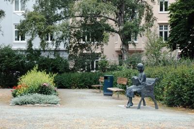 Monument Cissi Klein
