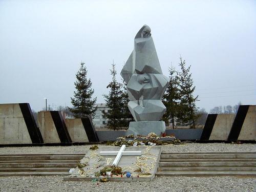 Latvian War Cemetery Lestene