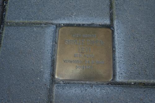 Stumbling Stone Rijkenhage 4a