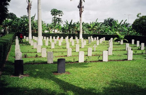 Commonwealth War Graves Takoradi