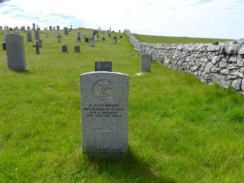 Commonwealth War Graves Hallan Cemetery