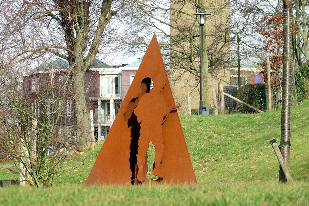 Memorial 2nd Armored Division