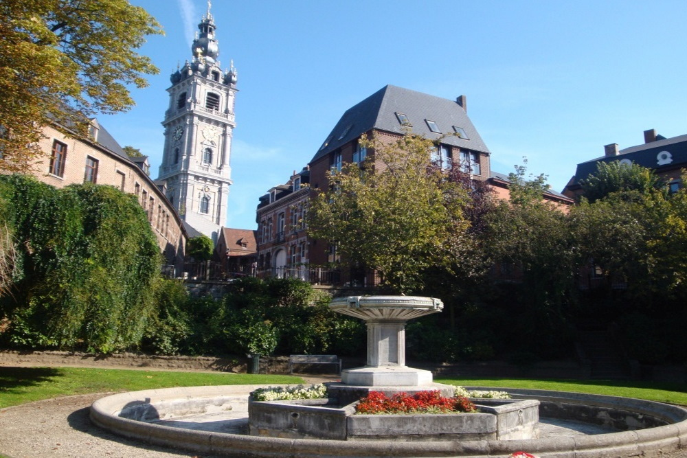 Monument Belgische Opstand Mons