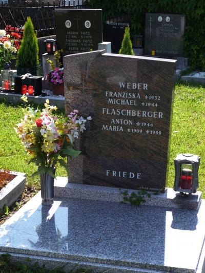 Austrian War Graves Förolach