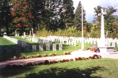 Commonwealth War Graves Cataraqui Cemetery