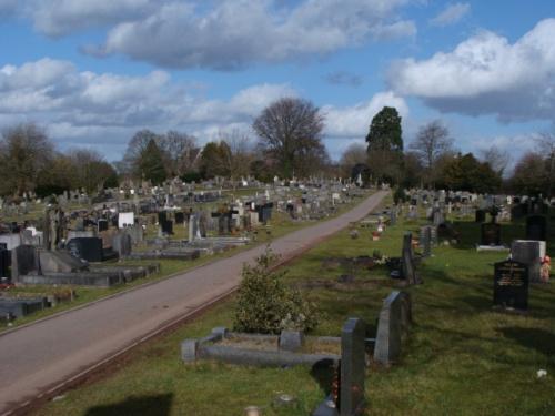 Commonwealth War Graves Newport-Christchurch Cemetery