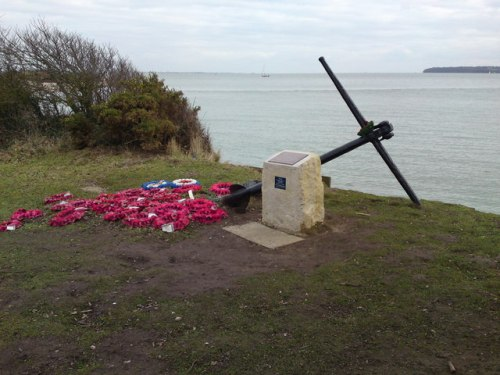 D-Day Monument Lepe Country Park