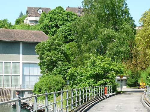 Bridge Casemate 'Räbhüsli'