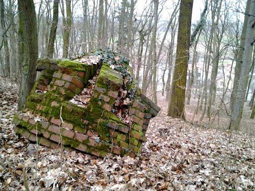 Remains Frankfurter Kleistturm
