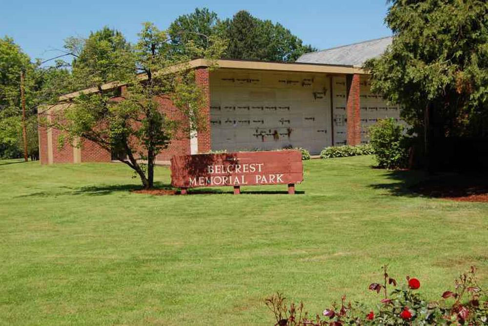 Amerikaanse Oorlogsgraven Belcrest Memorial Park