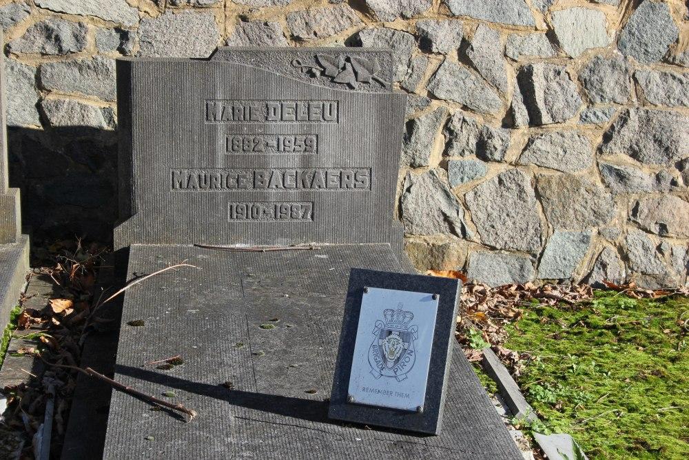 Veteran War Graves Quenast