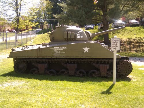 M4A4 Sherman Tank Northfield