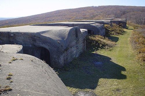 Vladivostok Fortress - Coastal Battery No. 21