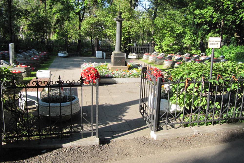 Soviet War Graves Krasnenkoe
