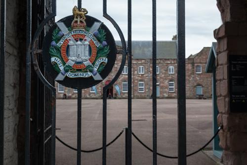 King's Own Scottish Borderers Regimental Museum