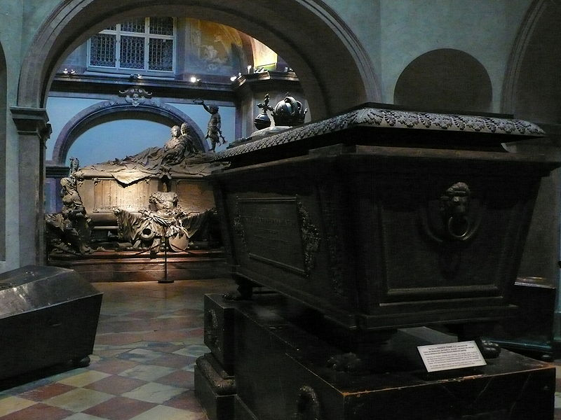 Imperial Crypt Wien