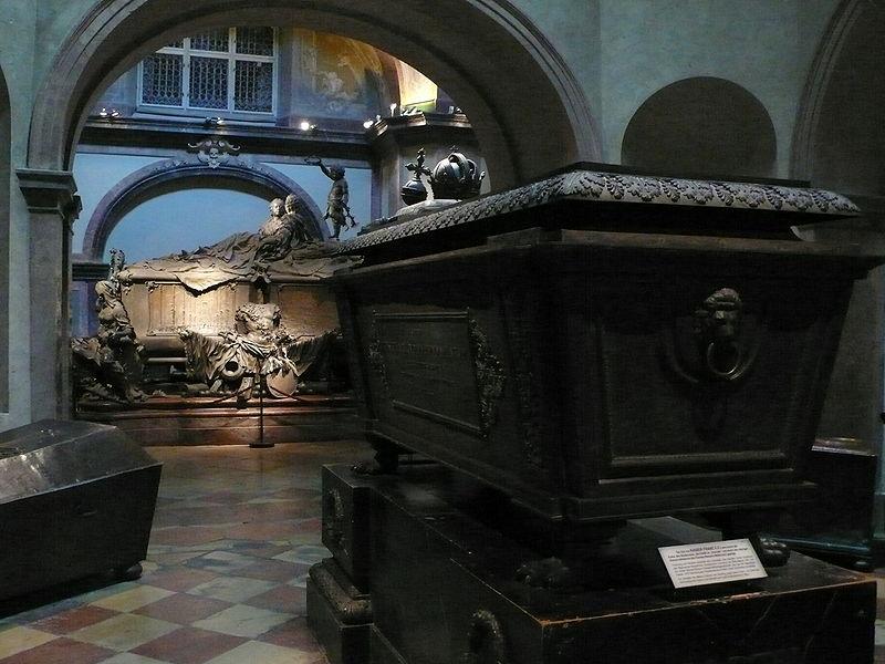 Keizerlijke Crypte Wenen