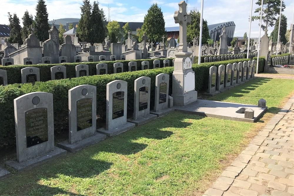 Belgian War Graves Communal Cemetery Mechelen