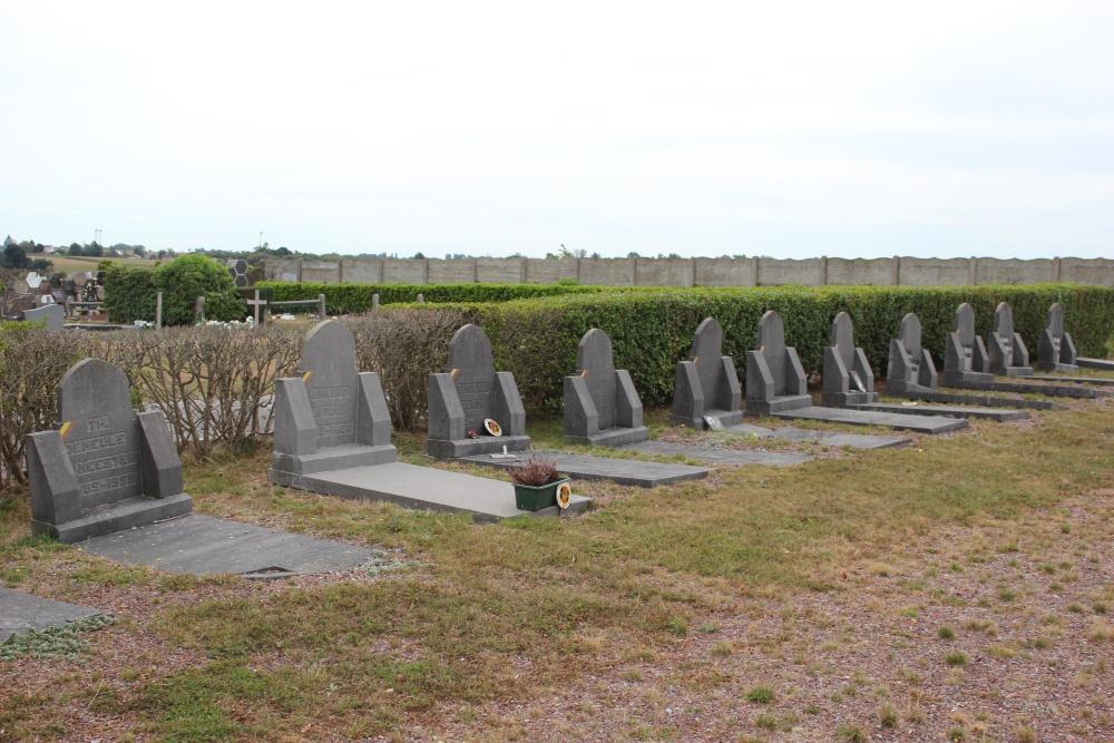 Veteran War Graves Chastre