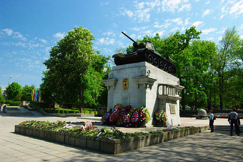 Memorial Complex Kamianets-Podilskyi