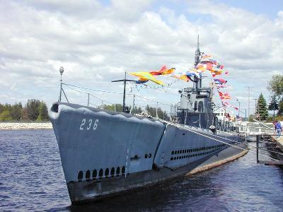 Museumschip USS Silversides (SS-236)