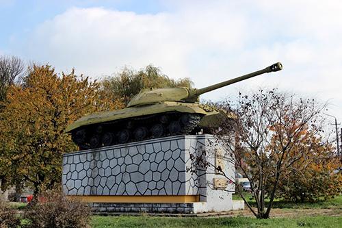 Bevrijdingsmonument (IS-3 Tank)