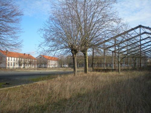 Barracks Mangin (Former German Army HQ)