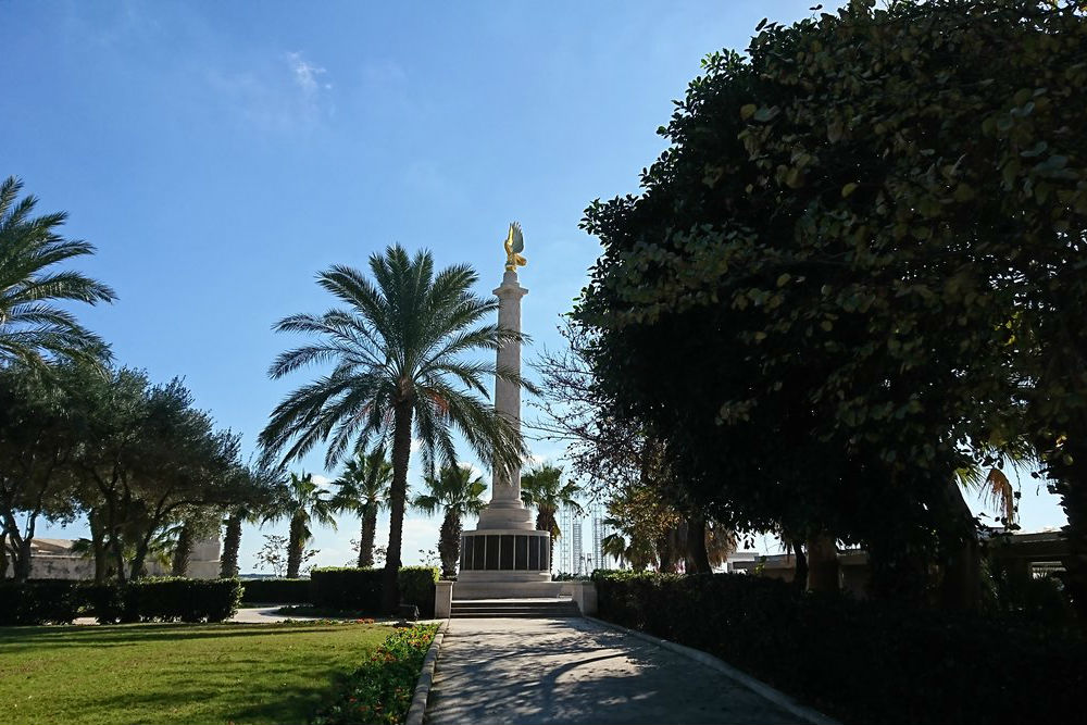Malta War Memorial