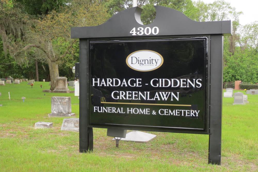Amerikaans Oorlogsgraf Greenlawn Cemetery