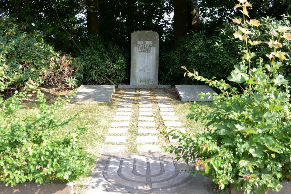 Memorial Jewish Cemetery Alsdorf