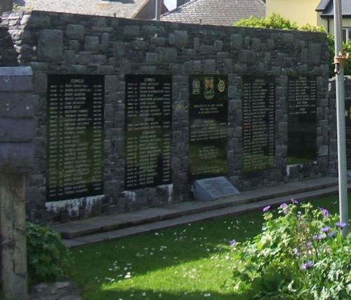 Monument VN-vredesoperaties Thurles