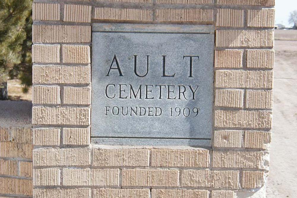 Amerikaans Oorlogsgraf Ault Cemetery