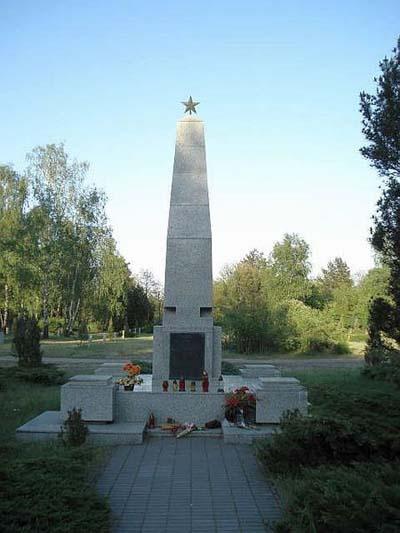 Sovjet Oorlogsgraven Begraafplaats Nr.1