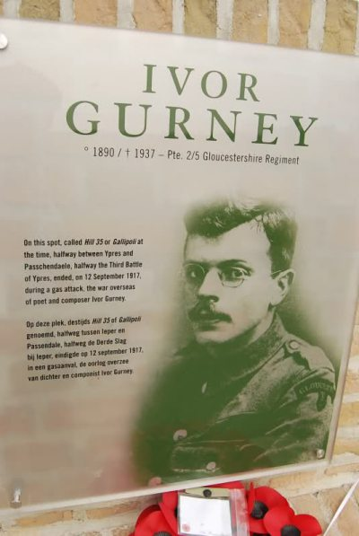 ivor gurney Poems by ivor gurney ivor gurney was born in gloucester, england on august 28, 1890 he began composing music at the age of 14 and won a scholarship to the royal college of music in london in 1911.