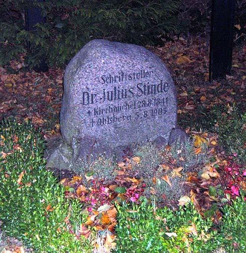 German War Graves St. Katharinafriedhof