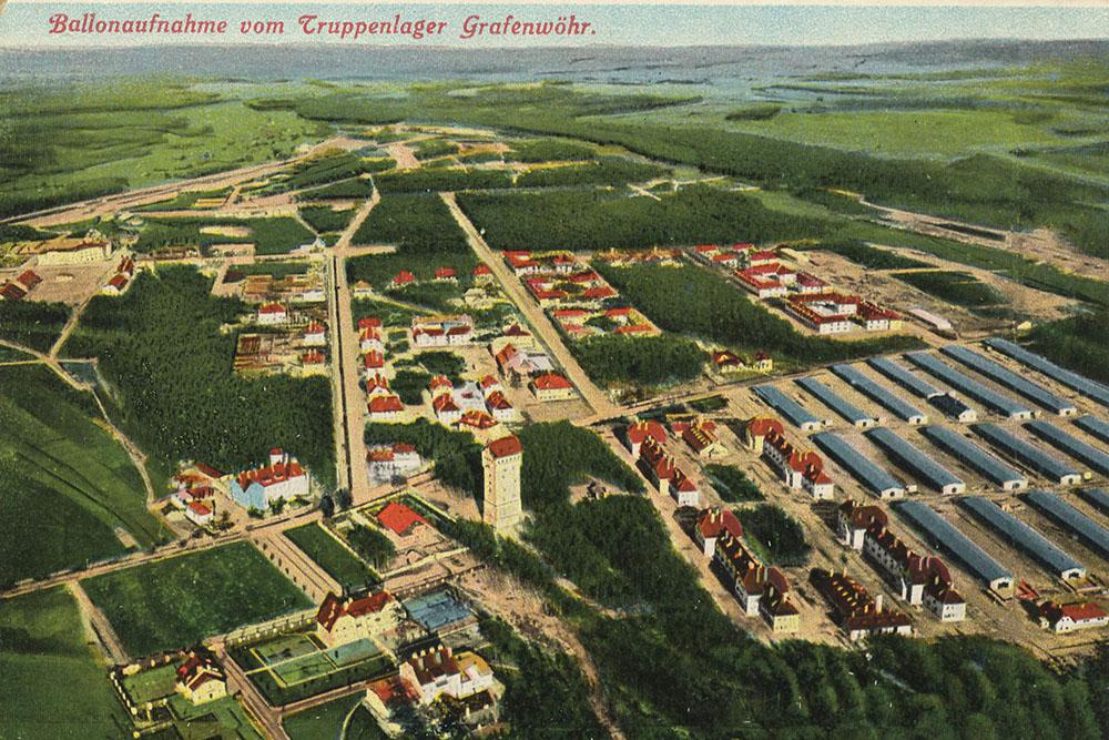 Truppenübungsplatz Grafenwöhr