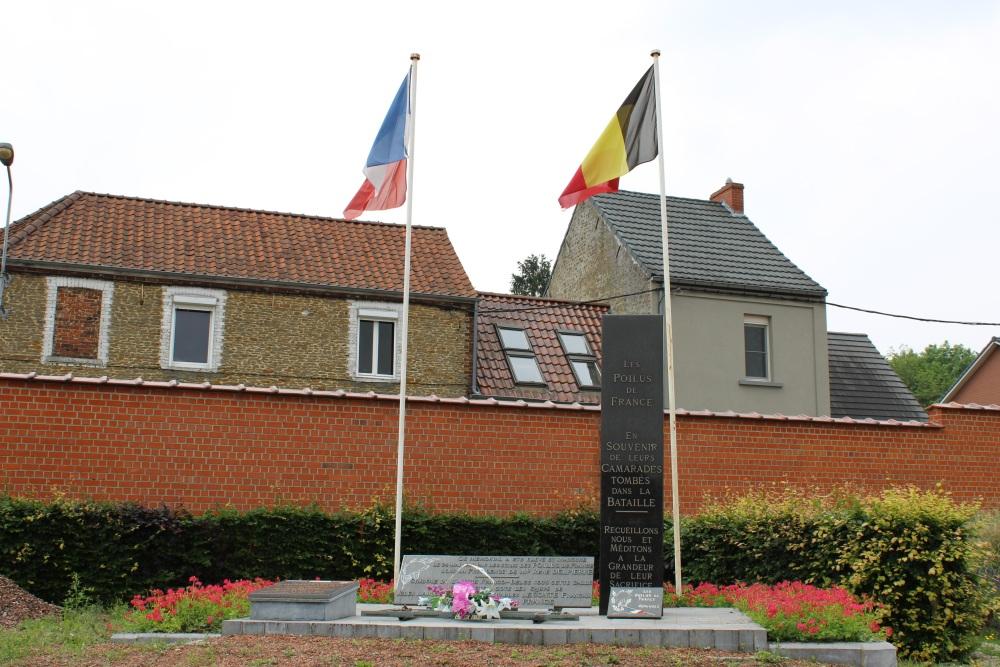 French-Belgian Memorial Péruwelz