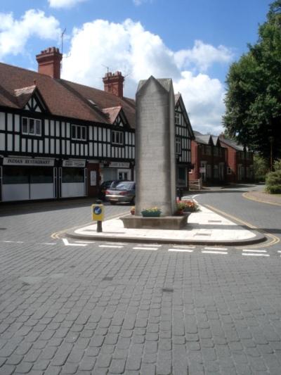 War Memorial Chirk