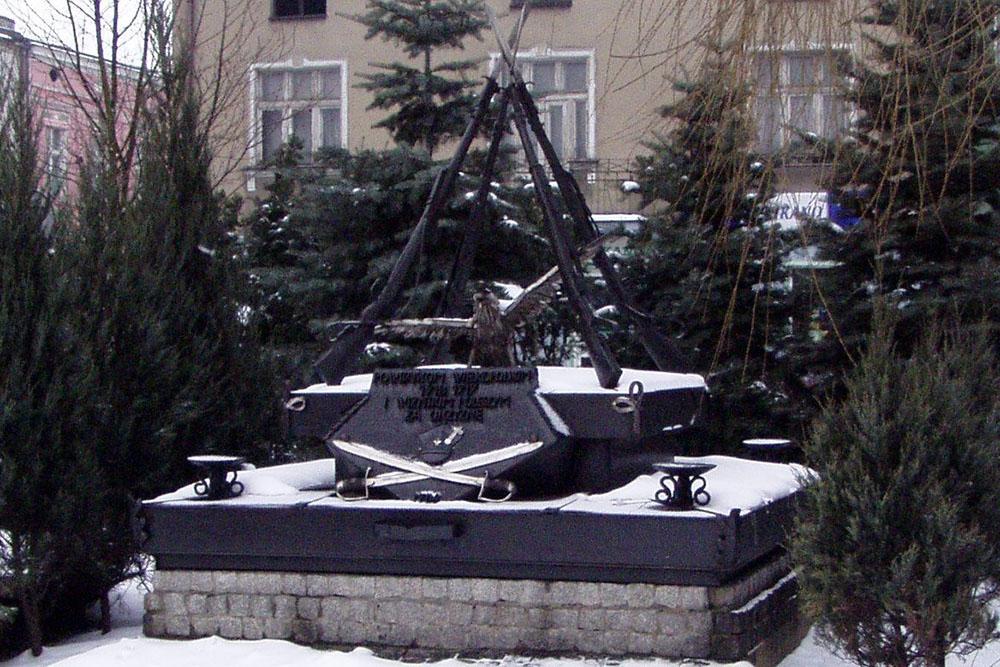 Wielkopolska Uprising Memorial Pobiedziska