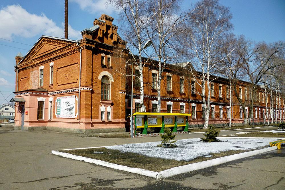 Army Base Ussuriysk