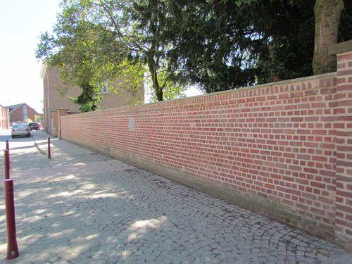 Execution Wall Presbytery Vinkt