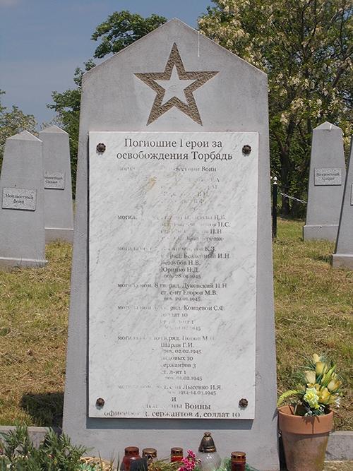 Soviet War Graves Biatorbagy