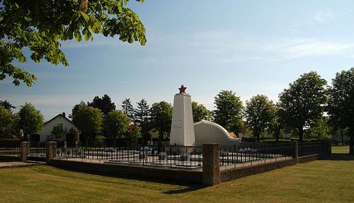 Soviet War Cemetery Leobersdorf