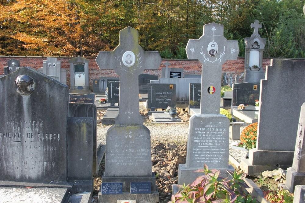 Belgian War Graves Rupelmonde