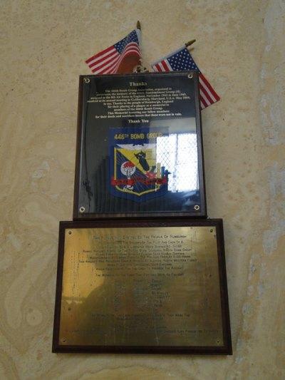 Memorial Crash 7 June 1944