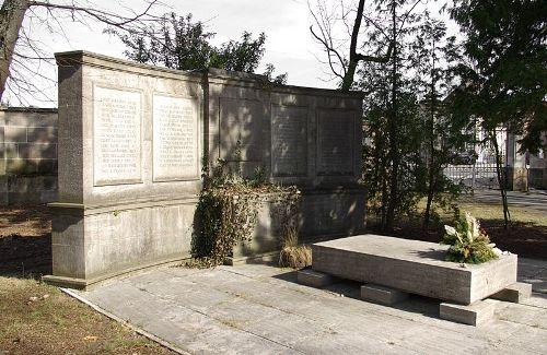 Memorial New Jewish Cemetery Fürth