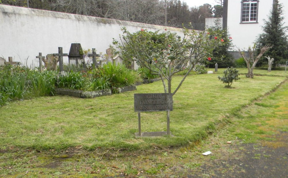 Commonwealth War Graves Ponta Delgada British Protestant Cemetery