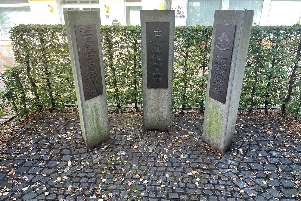 Gedenkteken Synagoge Vreden