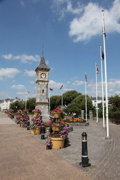 War Memorial Exmouth